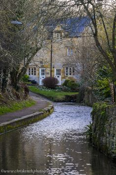 chriskenchphotography:  Blockley Brook, Gloucestershire