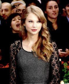 taylor swift love her hair