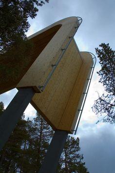 Aurland Look out / Saunders arkitektur & Wilhelmsen arkitektur