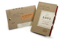 Seth Johnson Design -- invitations