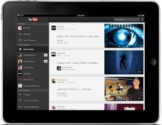YouTube gets iPad friendly