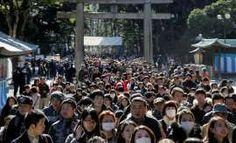 Crean en Japón primer sistema de predicción de aglomeraciones en tiempo real