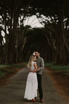 Stunning engagement session in the hills of California | Image by Matt Greg Petersen