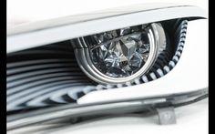 Q60 Concept Headlights