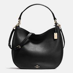 Coach Nomad Hobo in Glovetanned Leather Wouldn't like to go much bigger than this bag