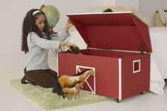 9 Free Diy Toy Box Plans That The Children In Your Life Will Love