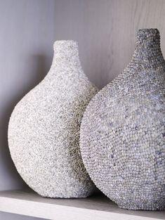 Piet Boon Styling by Karin Meyn | Textured vases