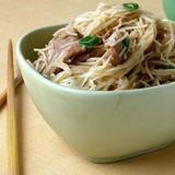 Five-Spice Pork Lo Mein: Step-by-step preparation guide