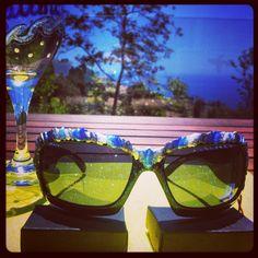 Hand painted sunglasses  malibusuns.com Malibu Suns™ - You are the Sunshine!