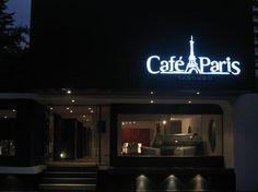 Café Paris - Restaurants - Las Condes - Santiago, Chile