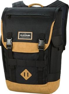 00006d924c0 DAKINE Vault 25L Backpack Black - via eBags.com! Siyah Sırt Çantası
