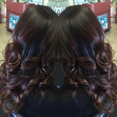 Chocolate||Balayage #lupitastylesalon #certifiedcolorist #southbaystylist #chocolatebalayage #whatsnext 😊💇✨ Black Hair With Highlights, Caramel Highlights, Chocolate Balayage, Brown Hair Colors, Hair Colour, Birthday Hair, Haircut And Color, Hair 2018, Curly Girl