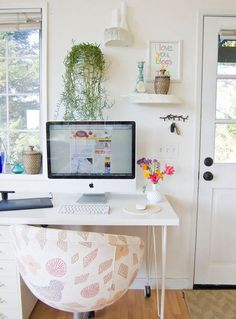 Home office | Going Home To Roost