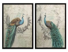 Yosemite Home Décor Peacock Poise Mixed Media Canvas Wall Art & Bed Bath & Beyond Yosemite Home Décor Peacock Poise Mischtechnik Leinwand Wandkunst & Bett Bad darüber hinaus The post Yosemite Home Décor Peacock Poise Mischtechnik Leinwand Wandkunst Framed Canvas Prints, Canvas Frame, Framed Wall Art, Wall Art Decor, Canvas Wall Art, Peacock Canvas, Peacock Wall Art, Peacock Decor, Peacock Bedroom