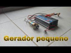 Pequeno gerador de energia que gera de verdade! - YouTube