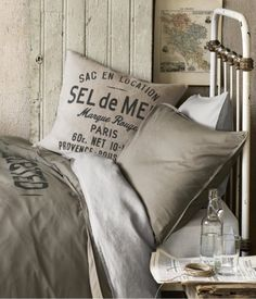 These pillows! And ugh, H&M has a Home department NOT available in the US. </3