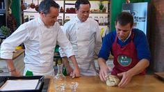 Maestro panadero Xavier Barriga en 'Torres en la cocina'