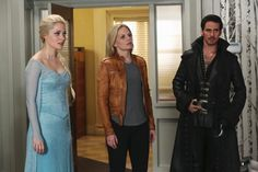 Elsa, Emma & Hook