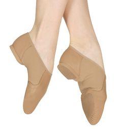 Bloch Neoflex Slip-On jazz Shoe S0495L - Adult