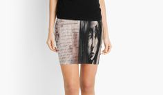 Cluster Migraine by ArteCluster Pencil Skirt now available