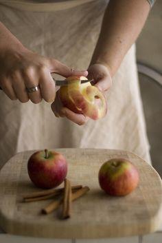 meilleur moment, l'odeur de la pomme et de la cannelle