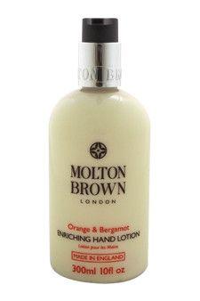Orange & Bergamot Enriching Hand Lotion by Molton Brown (Women)