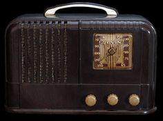 Arvin 664 Unique Antique Bluetooth Radios. Vintage retro MP3 docking stations.