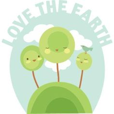 Ecology green planet