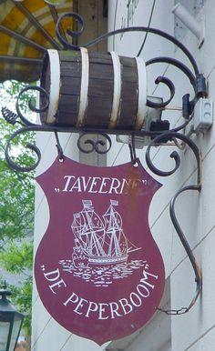 Veere - Taveerne De Peperboom Kapellestraat 11 - 4351 AL Veere