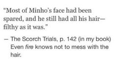 Minho the king of sass