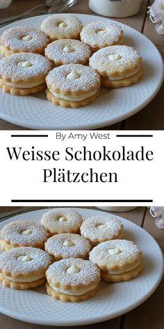 German Christmas Cookies, Xmas Cookies, Easter Cookies, Christmas Baking, Dessert Drinks, Desserts, Challah Bread Recipes, Cookie Time, Food Themes