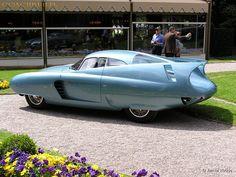 1954 Alfa Romeo BAT 7 (Bertone)