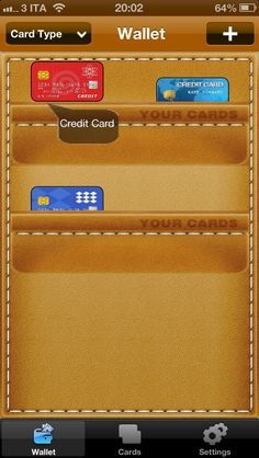 A perfect #iPhonewallet for managing unlimited cards @ just $0.99. Hurry Limited offer!!!