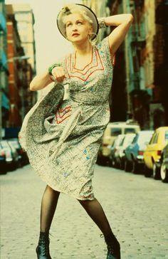 Cyndi Lauper rare vintage - Google 検索