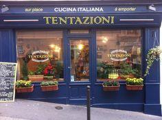 Tentazioni Restaurant - Italiano