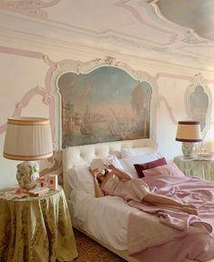Room Ideas Bedroom, Bedroom Inspo, Bedroom Decor, Dream Rooms, Dream Bedroom, Rich Girl Bedroom, White Bedroom, My New Room, My Room