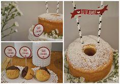 #cdainspira: Editorial dia dos namorados, para montar uma surpresa especial e cheia de amor! Doughnut, Editorial, Desserts, Valentine's Day Diy, Gifts, Fiestas, Cakes, Ideas, Tailgate Desserts