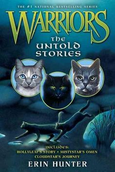 Together in print for the first time, Warriors: The Untold Stories is a paperback bind-up of the first three novellas in Erin Hunter's mega-bestselling Warriors series. These short stories about the W