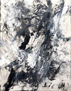 "Saatchi Art Artist Krisztina Horvath; Painting, ""All Ends With Beginnings #3"" #art"