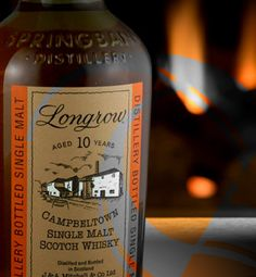 Longrow - Very enjoyable. I typically don't care for the Campbeltown style, so this was a surprise.