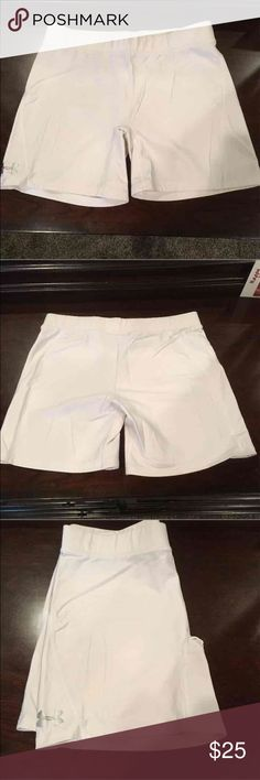 Under Armor Spandex Spandex, only worn maybe twice, no flaws Under Armour Shorts
