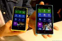 [Breaking] Nokia X: Budget-Friendly Android Line-Up By Nokia! -  [Click on Image Or Source on Top to See Full News]