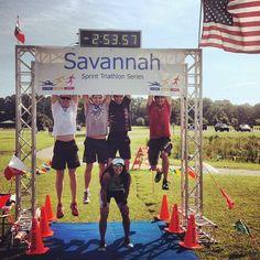 Savannah Sprint Triathlon