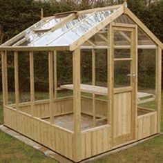 Building a backyard greenhouse. www.thegentlemanpirate.com . . . No fancy tools required – We have especially designed our plans so that anyone with basic tools like a handsaw, hammer, drill etc can build our greenhouses. #tgpirategreenhouse