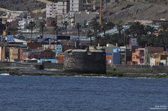 Las Palmas de Gran Canaria, Avenida Marítima. Canary Islands, Spain