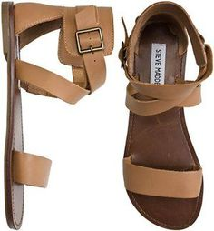 Shop Women's Steve Madden Brown Tan size Sandals at a discounted price at Poshmark. Description: Steve Madden Bethany sandals size Sold by nathnal. Jordan Shoes, Keds, Beach Sandals, Shoes Sandals, Brown Sandals, Nude Sandals, Sandals Outfit, Strap Sandals, Gladiator Sandals