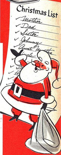 Collier's magazine  Illustrator unknown  December 1951