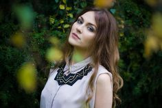 Amy Lawrence Knitted Jewelery Designs