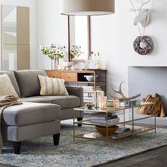 """Terrace Coffee Table 