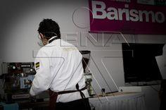 Aprendiz durante competencia Worldskills Colombia 2012